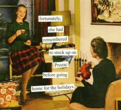 prozac christmas FB