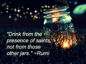 presence of saints.FB