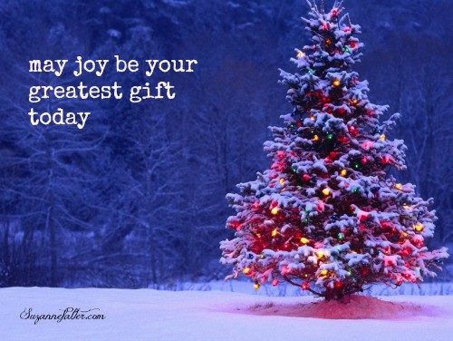 may joy be your greatest gift.FB
