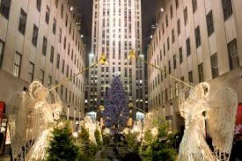 Christmas Rockefeller Center