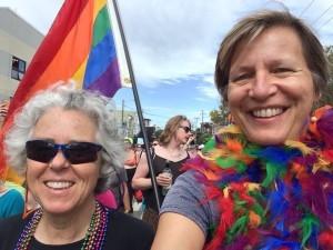 Rachel & SVF. Pride 2015